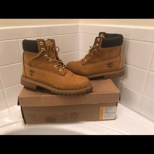 Used Timberland Boot